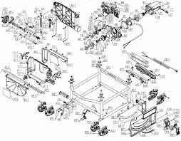 Ridgid table saw schematic wiring diagram ridgid table saw parts lovely dewalt table saw parts dewalt
