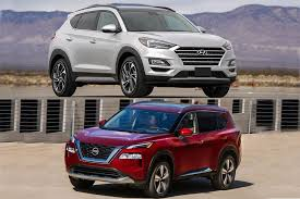 Should i buy the 2021 hyundai tucson? 2021 Hyundai Tucson Vs 2021 Nissan Rogue Which Is Better Autotrader