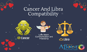 Libra And Cancer Compatibility Chart Cancer And Libra Compatibility Love And Friendship
