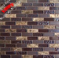 Small Picture Brick Wall TilesGlass Stone Mosaic StripKitchen Backsplash Tile