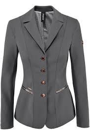 Pikeur Womens Paulin Show Jacket Grey