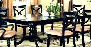 dining room tables black dining room table appealing black and white dining room table set
