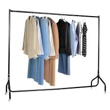 standing clothes rack. Fine Standing Voilamart Clothes Rack Metal Garment Display Rolling Home Portable Rail  Hanger Dryer Stand Intended Standing S