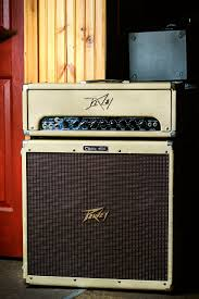 Peavey Classic Cabinet Used Peavey Classic 50 Head And 4x10 Cab West Chester Music Store