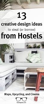 13 MOST Creative Hostel Design Ideas (to steal or borrow 2019)