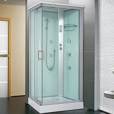 model a700 w 700 700mm l hydro shower cubicle enclosure
