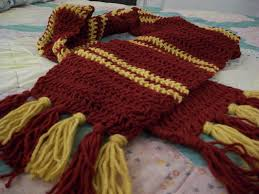 Harry Potter Scarf Knitting Pattern Unique Inspiration Ideas