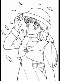 Small Picture Sailor Mars Coloring Pages FunyColoring