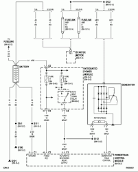 dodge alternator wiring diagram dodge image wiring 1995 dodge dakota alternator wiring diagram wiring diagram on dodge alternator wiring diagram