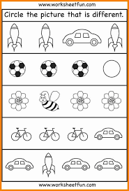 Preschool worksheets age 4 all portrayal printable toddler ...