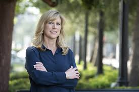 Christy Smith pulls ahead in 25th congressional race - Los Angeles Times