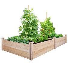 cedar raised garden beds cedar raised