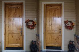 front door screensRetractable Front Door Screens  The Screen Door Guy