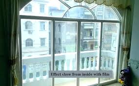 two way mirror 1 one width side silver insulation window stickers privacy for glass doors two way mirror