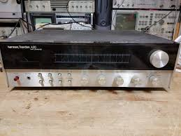 harman kardon vintage receivers. it\u0027s a fairly unassuming receiver. hk sold few optional wood cases, but this one came in stock metal. at spec, receiver offers 25wpc into an 8 ohm harman kardon vintage receivers