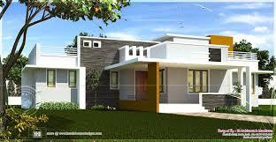 single floor contemporary house design kerala home house for house construction plans india