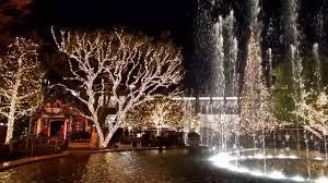 Glendale Americana Christmas Tree Lighting Christmas At The Americana At Brand Glendale California Travelling Foodie
