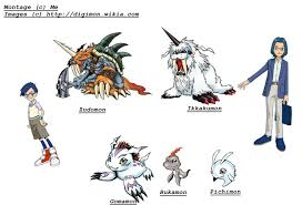 Digimon Digivolution Chart Season 1 Gomamon Evolution Chart 2019