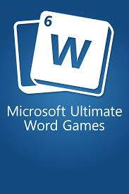 Get Microsoft Ultimate <b>Word</b> Games - Microsoft Store