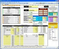 Cash Flow Model Excel Details About Cashflow 101 202 Excel Spreadsheets Rich Dad Kiyosaki
