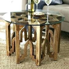 pier one side table pier one round table pier one table base coffee table base pier pier one side table