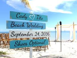 wedding decor beach sign wood nautical directional signs shoes optional personalized signage for wedding wedding gift
