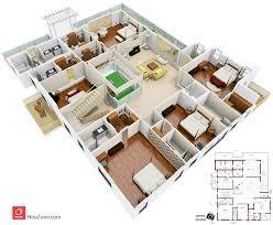 addon 3d floor plan houzone