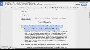 Download 50 Annotated Bibliography Mla Template Sample Free