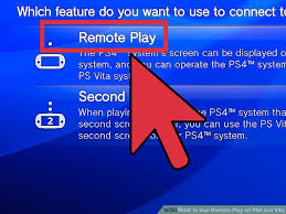 How to Use Remote Play on PS4 and Vita 6 Steps with