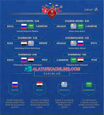2018 FIFA Dünya Kupası A Grubu Maçları - Alaturka Online