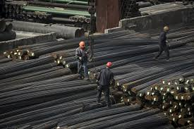 Shanghai Rebar Climbs after Tangshan's Emergency Output Limits