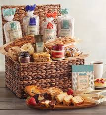 breakfast entertainer basket