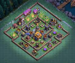 Base 7 Best Builder Hall 7 Base Designs In Clash Of Clans Clash
