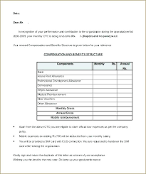 Increment Letter Simple Proposal For Salary Increase Letter Template Raise South Expert Doc