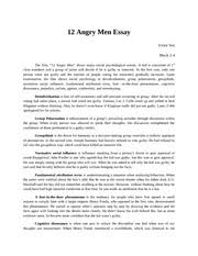 answer the question being asked about angry men essay questions 12 angry men essay questions would have the final we are not done your paper until you are completely satisfied your paper