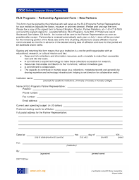 Business Collaboration Agreement Template New Sample Business ...
