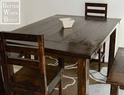 brown wood desk preserve high top kitchen table attractive counter height dining table