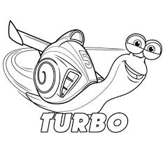 Small Picture 37 best turbo images on Pinterest Coloring pages Disney cars