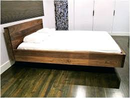 Platform bed with floating nightstands Danish Modern Floating Platform Bed Best Platform Bed With Floating Nightstands Queen Platform Bed With Floating Nightstands Home Interlearninfo Floating Platform Bed Interlearninfo