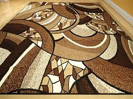 contemporary amazing gorgeous design ideas 8 10 brown area rugs exquisite throughout rug