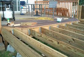 barry s pool deck deck project