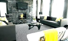 black and yellow decor minimalist black and yellow bedroom interior designing home ideas yellow black white