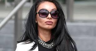Glamour model sentenced for attacking ex-boyfriend's partner