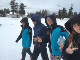 steamboat springs winter sports club nordic coach josh smullin second from l rocking the