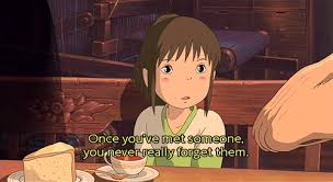 Spirited Away Quotes