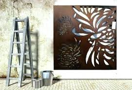 awesome outdoor metal wall art new trends giant metal wall art extra large outdoor metal wall  on extra large metal outdoor wall art with awesome outdoor metal wall art new trends large outdoor metal wall