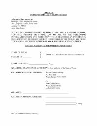 Warranty Deed Form Template 24 Warranty Deed Templates Forms General Special Template Lab 1