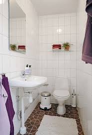 Bathroom Decorating Ideas For Comfortable Bathroom  Bathroom - Small apartment bathroom decor