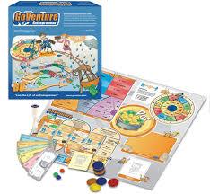 Fun Business Games Goventure Entrepreneur Board Game