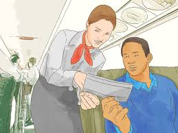 how to become a flight attendant for air steps